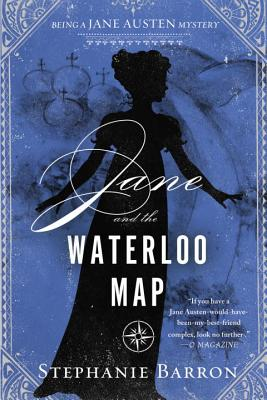 Cover for Jane and the Waterloo Map (Being a Jane Austen Mystery #13)