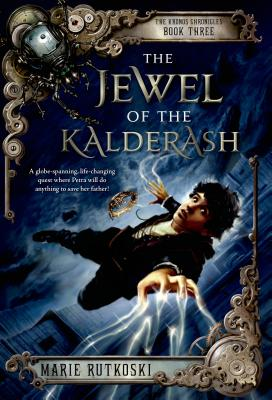 The Jewel of the Kalderash Cover