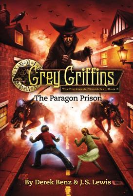 The Paragon Prison Cover