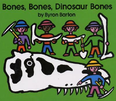 Bones, Bones, Dinosaur Bones Cover