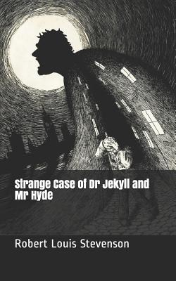 Strange Case of Dr Jekyll and Mr Hyde Cover Image
