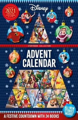 Disney: Storybook Collection Advent Calendar 2021 Cover Image