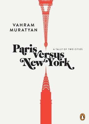 Paris Versus New York Cover
