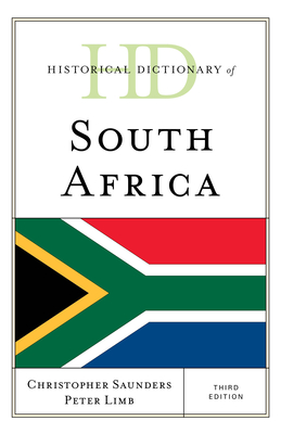 Historical Dictionary of South Africa, Third Edition (Historical Dictionaries of Africa) Cover Image