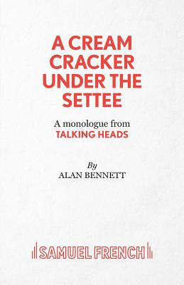 A Cream Cracker Under The Settee Cover Image