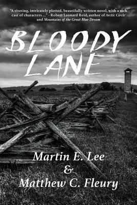 Bloody Lane Cover