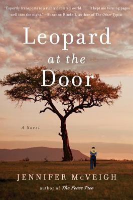 Leopard at the Door cover