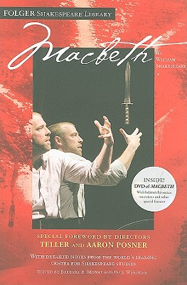 The Tragedy of Macbeth [With DVD] Cover
