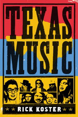 Texas Music Cover Image