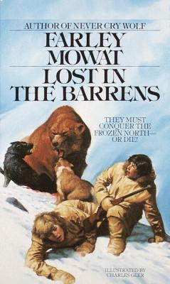 Lost in the Barrens Cover Image