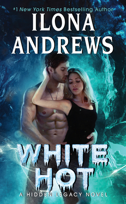 White Hot: A Hidden Legacy Novel Cover Image