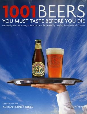 1001 Beers You Must Taste Before You Die Cover
