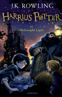 Harrius Potter et Philosophi Lapis: (Harry Potter and the Philosopher's Stone) Cover Image
