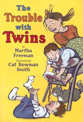 The Trouble with Twins Cover