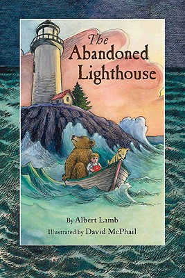 The Abandoned Lighthouse Cover