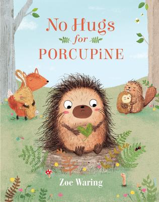 No Hugs for Porcupine Cover Image