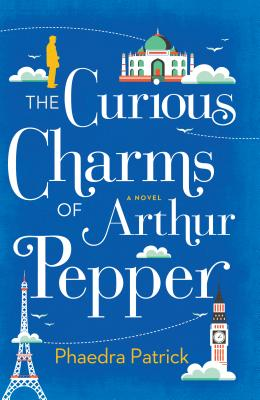 The Curious Charms of Arthur Pepper (Thorndike Basic) Cover Image