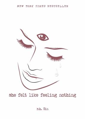 She Felt Like Feeling Nothing (What She Felt #1) Cover Image