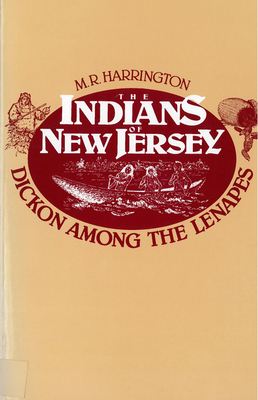 The Indians of New Jersey: Dickon Among the Lenapes cover