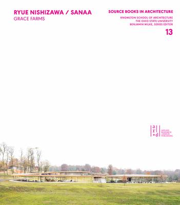 Ryue Nishizawa / Sanaa (Source Books in Architecture) Cover Image