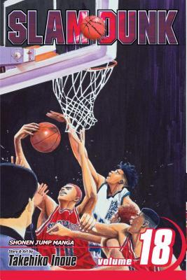 Slam Dunk, Vol. 18 Cover Image