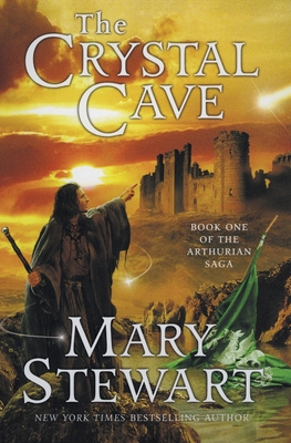 The Crystal Cave: Book One of the Arthurian Saga (The Merlin Series #1) Cover Image