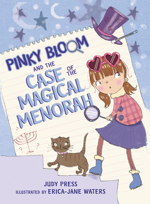 Pinky Bloom and the Case of the Magical Menorah Cover Image