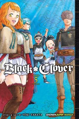 Black Clover, Vol. 5 Cover Image