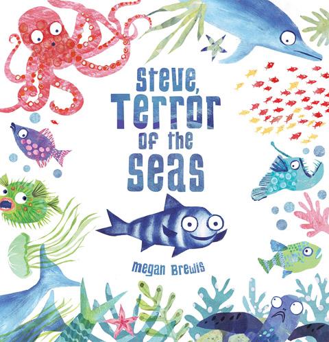 Steve, Terror of the Seas Cover Image