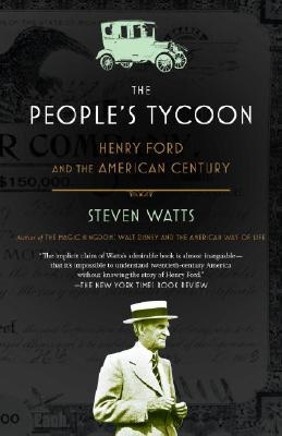 The People's Tycoon Cover