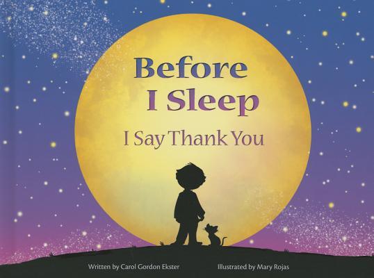 Before I Sleep I Say Thank You Cover