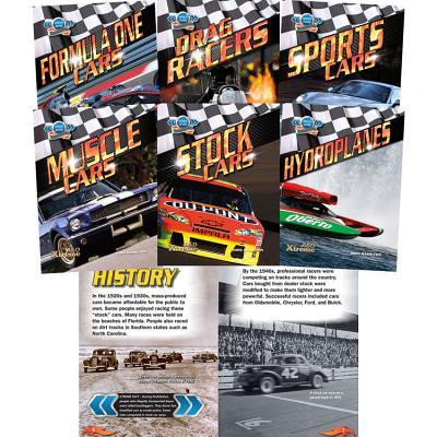 Speed Zone (Set) Cover Image