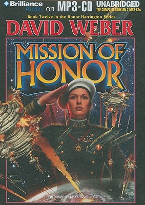 Mission of Honor Cover Image