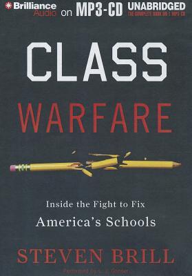 Class Warfare Cover
