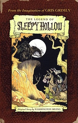 The Legend of Sleepy Hollow Cover