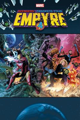 Empyre Omnibus Cover Image