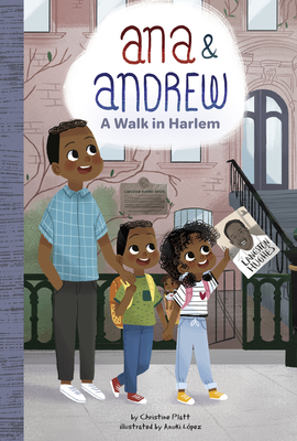 A Walk in Harlem Cover Image