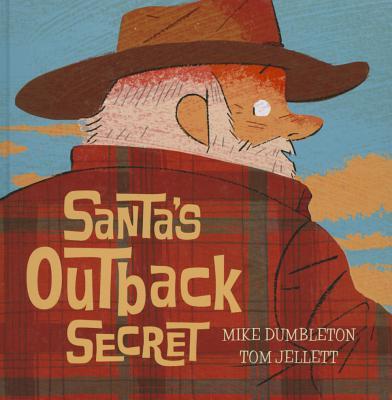 Santa's Outback Secret Cover Image