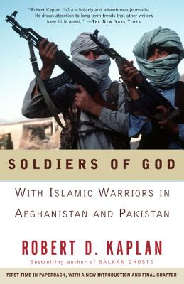 Soldiers of God: With Islamic Warriors in Afghanistan and Pakistan Cover Image
