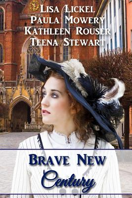 Cover for Brave New Century