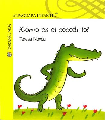 Como Es El Cocodrilo? Cover Image