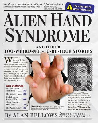 Alien Hand Syndrome Cover