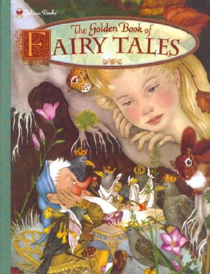 The Golden Book of Fairy Tales Cover Image