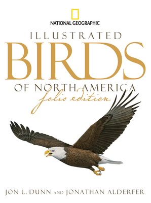 National Geographic Illustrated Birds of North America, Folio Edition Cover