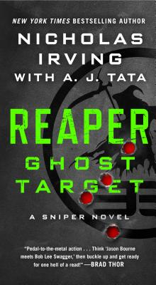 Reaper: Ghost Target: A Sniper Novel (The Reaper Series #1) Cover Image