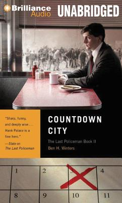 Cover for Countdown City