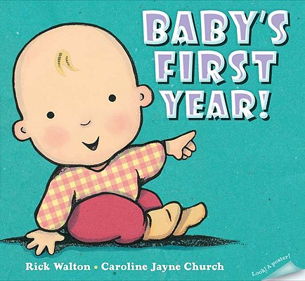 Baby's First Year Cover