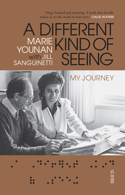 Cover for A Different Kind of Seeing
