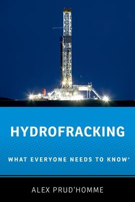 Hydrofracking Cover Image