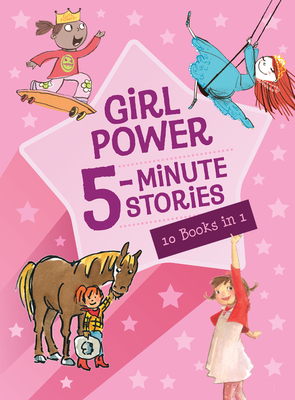 Girl Power 5-Minute Stories Cover Image